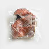 氷塩熟成秋鮭カマ