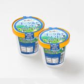 牧場のヨーグルトソフトクリーム(カップ)