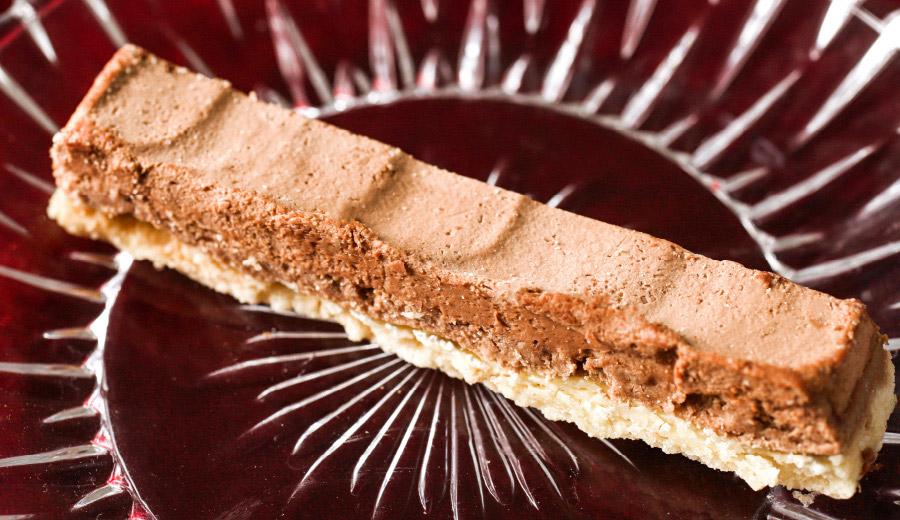 ドゥーブルスティックチーズケーキ(チョコ)