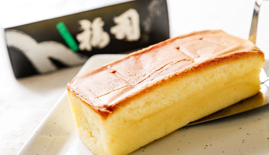 福司ケーキミニ(純米酒)