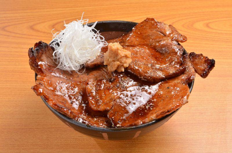 画像1: 【送料無料】くまうし豚丼セット(12人前) (1)